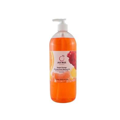 Jax Wax Orange Pre & Post Waxing Oil 1L