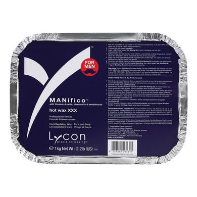 Lycon Manifico Hot Wax For Men - 1Kg