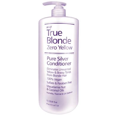 Hi Lift True Blonde Zero Yellow Pure Silver Conditioner - 1L