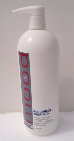 In Mood Resurrect Protein Enriched Hair Treatment - 1 Litre