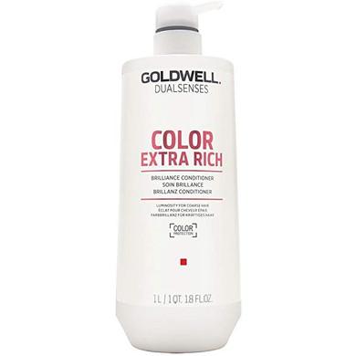 Goldwell DualSenses Brilliance Color Extra Rich Conditioner - 1L