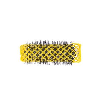 Swiss Brush Rollers Yellow 20mm  6pk