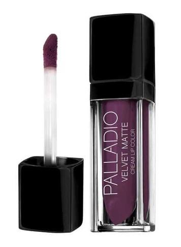 Palladio Velvet Matte  Lip Color Damask