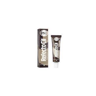 Refectocil Eyelash & Eyebrow Tints R3 - Natural Brown 15ml