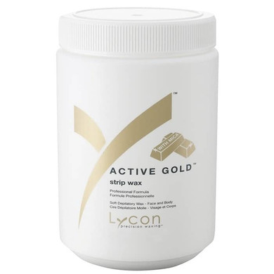 Lycon Active Gold Strip Wax - 800ml