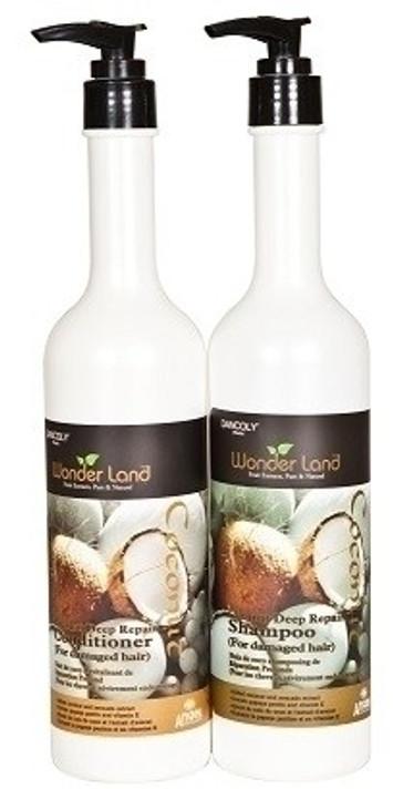 WonderLand  Coconut Deep Repair Conditioner  1 litre