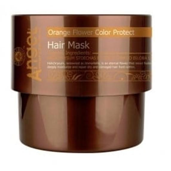Orange Flower Color Protect Hair Mask 500g