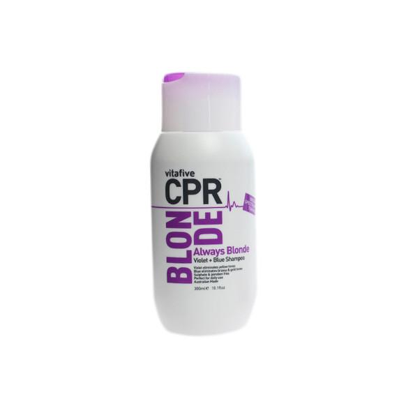 Vitafive CPR Always Blonde Toning Conditioner  300ml