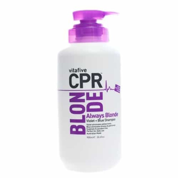 Vita 5  CPR Always Blonde Shampoo  900ml