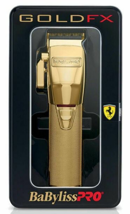 BaByliss Pro Gold FX87G Metal Lithium Clipper