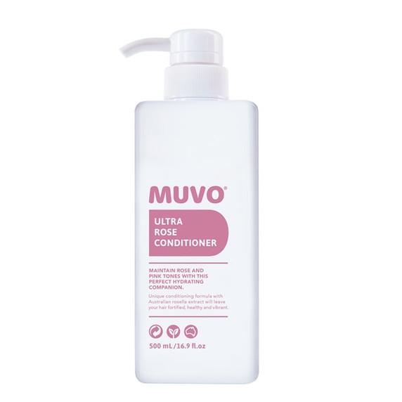 MUVO Professional Ultra Rose Conditioner - 500ml