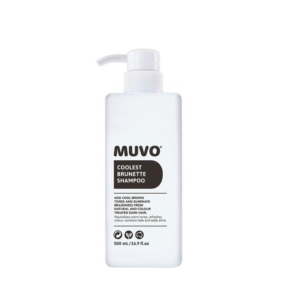 Muvo Professional Coolest Brunette Shampoo 500ml