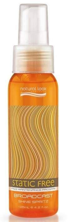 Natural Look Static Free Broadcast Spritz - 125ml