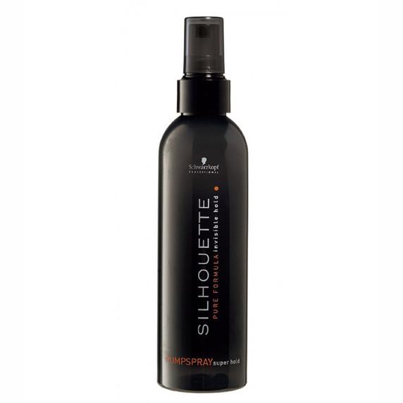 Schwarzkopf Professional Silhouette Pump Spray Super Hold 200g