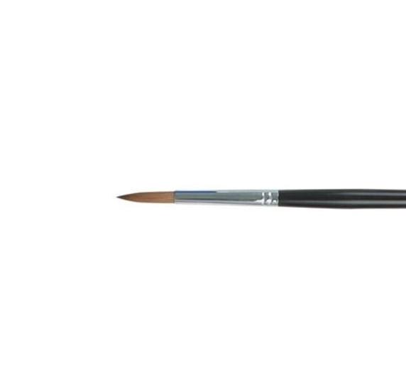 Hawley Manicure Pure Sable #8 Brush 6007-B