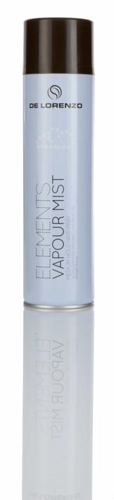 De Lorenzo Elements Styling - Vapour Mist Hair Spray   400g