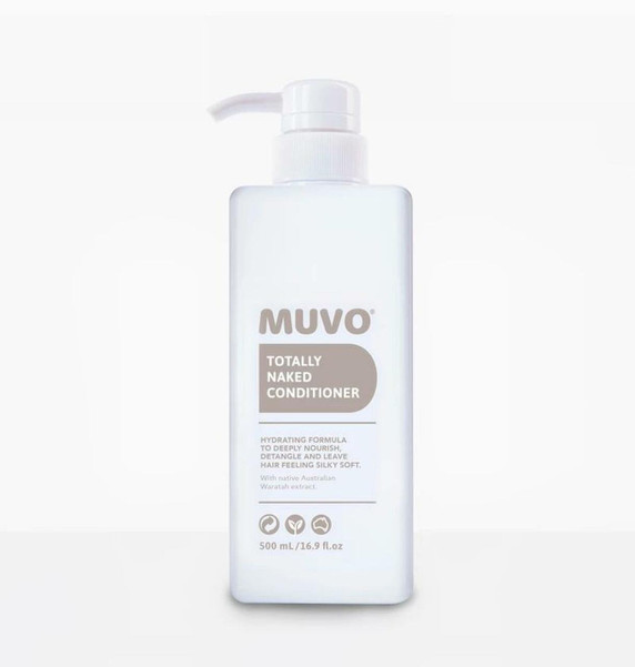 Muvo Totally Naked Conditioner- 1L