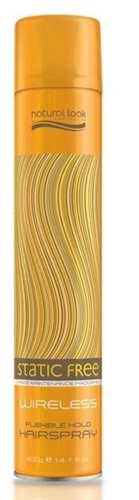 Static Free FM Wireless Hair Spray 100g