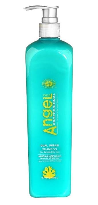 Angel Paris Professional Dual Repair Shampoo - 1L