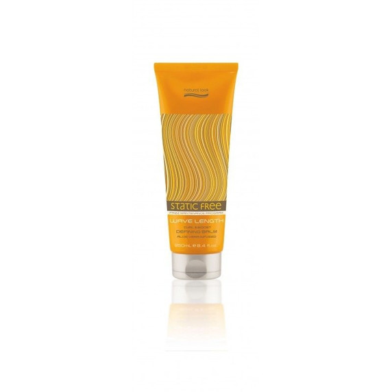 Natural Look Static Free Wave Length Curl Balm    250ml