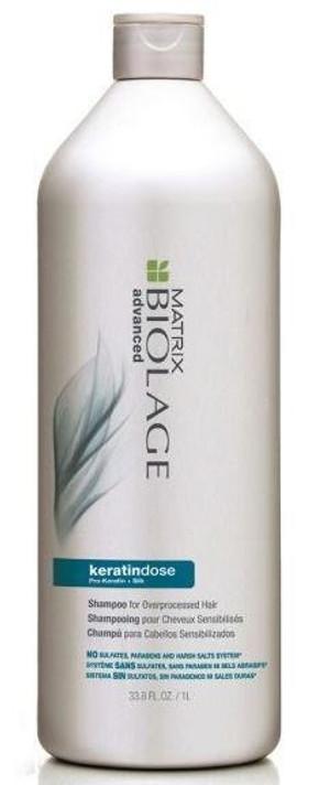 Matrix Biolage Advanced KeratinDose Shampoo - 1L
