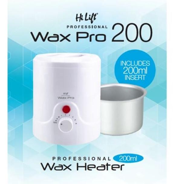 Hi Lift Wax Pro 200 Professional Wax Heater - 200ml