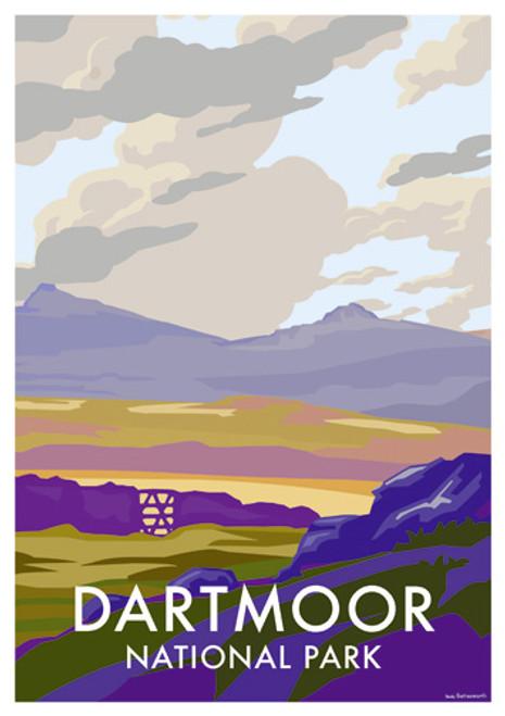 BB78474 - Dartmoor (1 blank card)