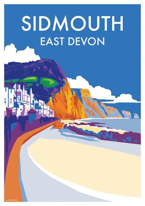 BB78708 - Sidmouth, East Devon (1 blank card)-