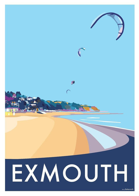 BB78861 - Exmouth (1 blank card)~
