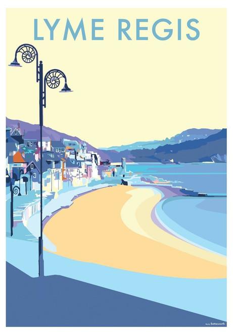 BB78862 - Lyme Regis (1 blank card)