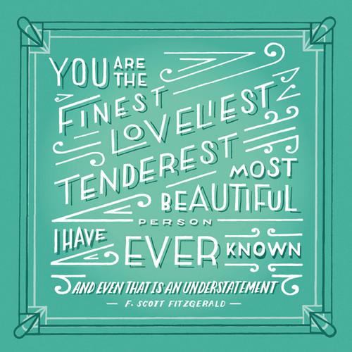 ES83689 - Loveliest... (1 blank card)