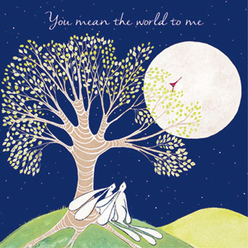 KA82529 - You mean the world to me (1 blank card)-