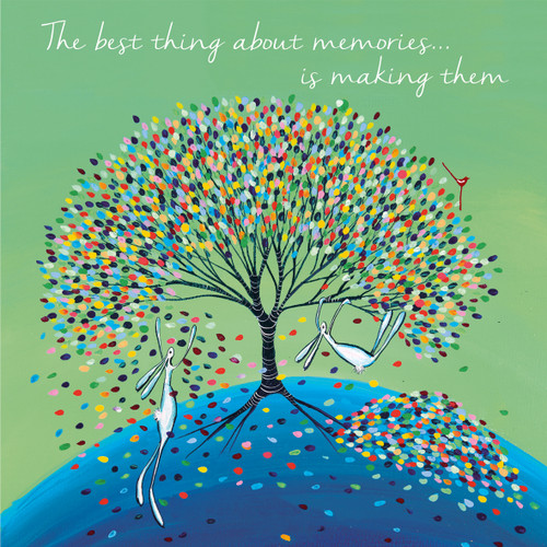 KA82789 - The best thing about memories is making them (1 blank card)-