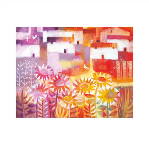 MA86829 - Sunflowers (1 blank card)~