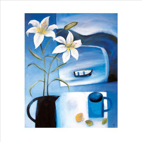MA86830 - Blue Afternoon II (1 blank card)
