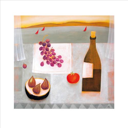 MA86831 - Red Sails (1 blank card)-