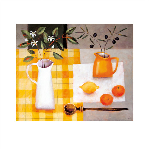 MA86833 - Citrus and Orange Blossom (1 blank card)