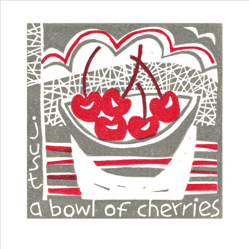 MA86838 - Just a Bowl of Cherries (1 blank card)-