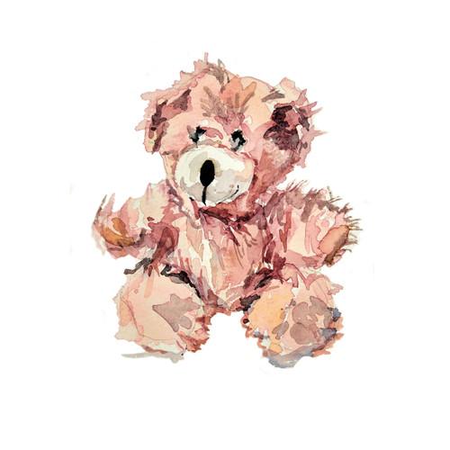 PF87865 - Teddy (1 blank card)~