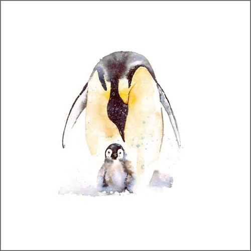 RT84696 - Penguins (1 blank card)