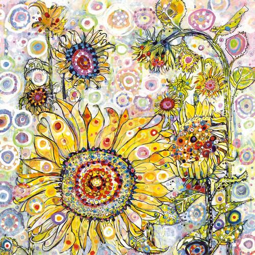 SR85749 - Sunflowers (1 blank card)