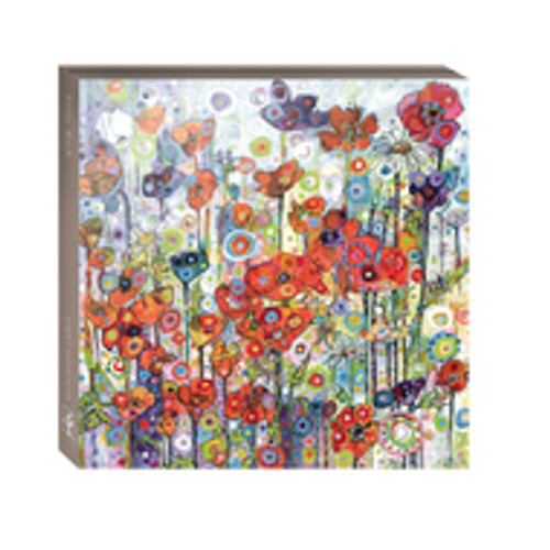 WAL85082 - Sally Rich (1 wallet of 8 cards)