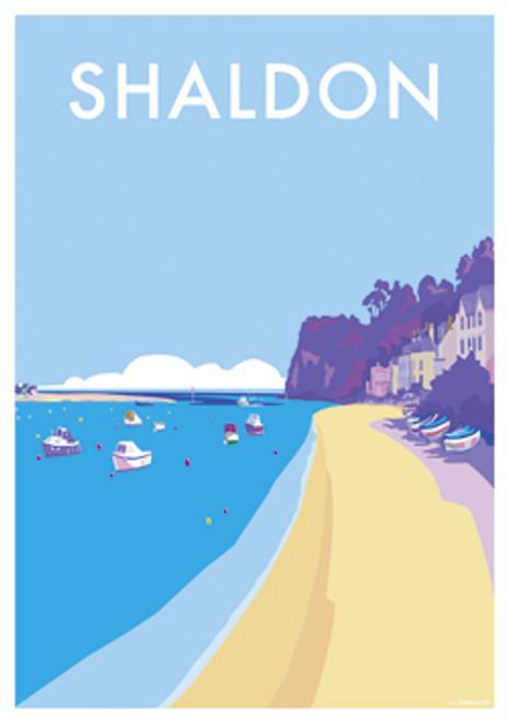 BB78489 - Shaldon (1 blank card)