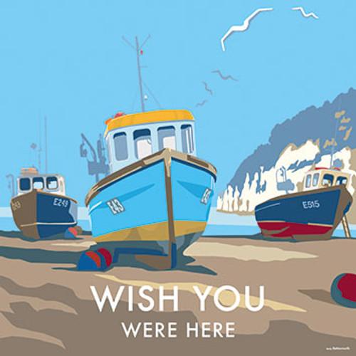 BB78544 - Wish you were here (1 blank card)~