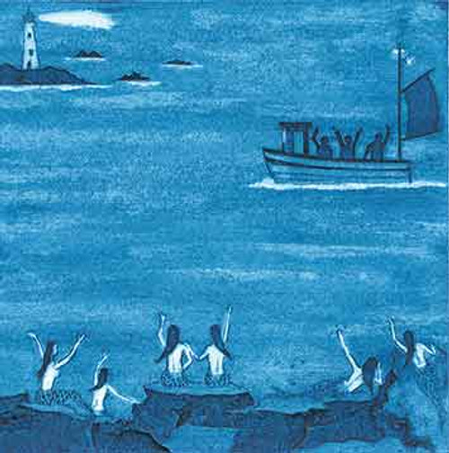 MW61105 - Hello Sailors (1 blank card)~