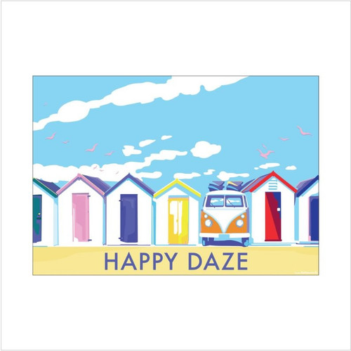BB78927 - Happy Daze (1 blank card)