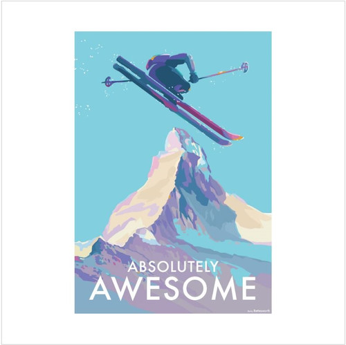 BB78929 - Absolutely Awesome (1 blank card)