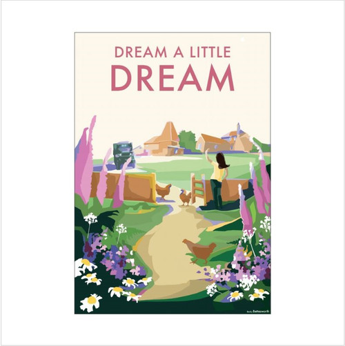 BB78930 - Dream a Little Dream (1 blank card)
