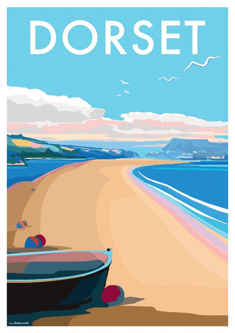 BB78933 - Dorset (1 blank card)