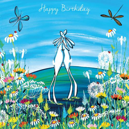 KA82877 - Happy Birthday (1 blank card)